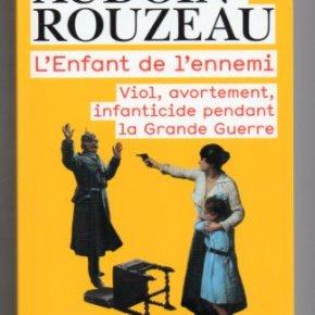 «L'enfant de l'ennemi» de StéphaneAudoin-Rouzeau