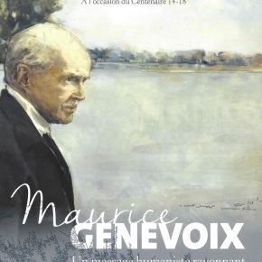 Maurice Genevoix, Un message humanisterayonnant